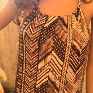 Kenar Ladies Backless Maxi Dress Size Large
